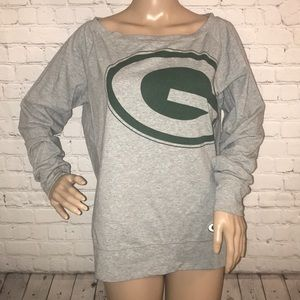 Nike NFL Green Bay Packers long sleeve M